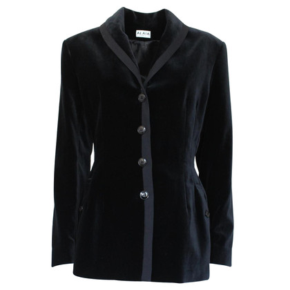 Alaïa Velvet jacket