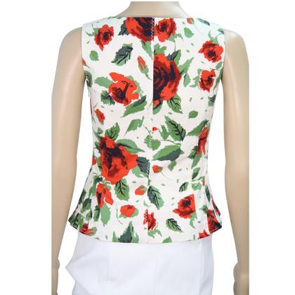 Karen Millen Flowered top