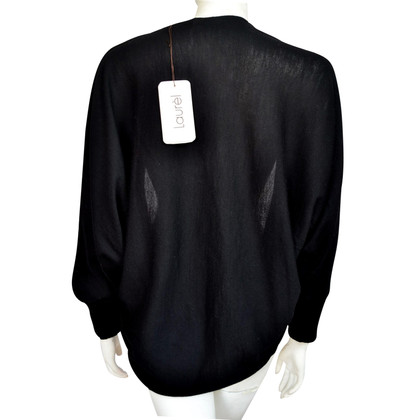 Laurèl Vest in zwart