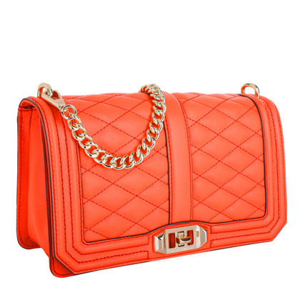 "Rebecca Minkoff ""Love Crossbody Poppy Red"""