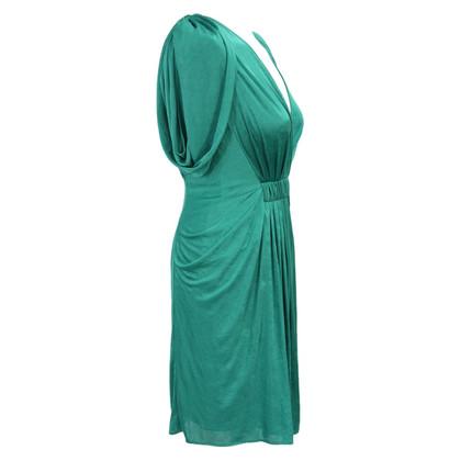 BCBG Max Azria Vestito in verde smeraldo