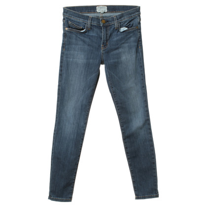 "Current Elliott Jeans ""De stiletto"" in medium blue"
