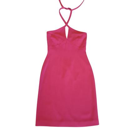 René Lezard Rotes Kleid