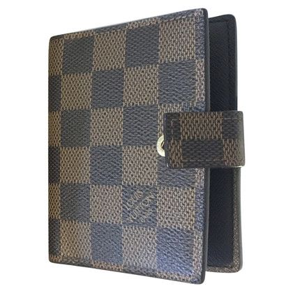Louis Vuitton Card case from Damier Ebene Canvas