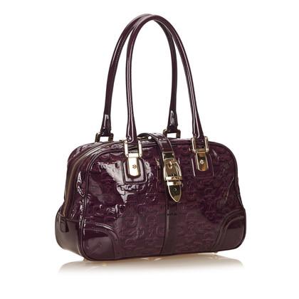 Gucci Pelle di brevetto Shoulder bag