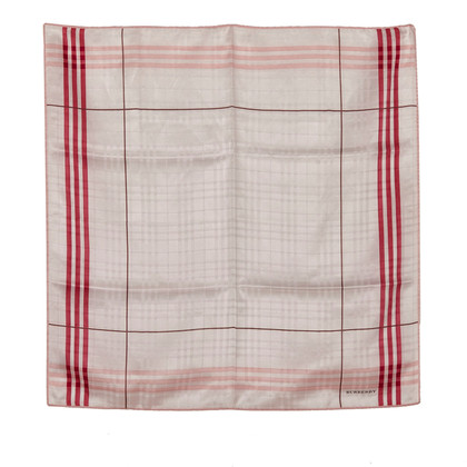 Burberry Plaid foulard