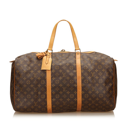 Louis Vuitton Monogram Sac Souple 55