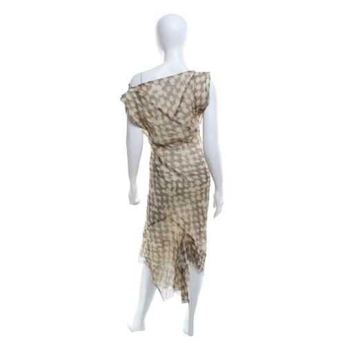 28c6e175ad8 Wunderkind Kleid mit Muster - Second Hand Wunderkind Kleid mit ...