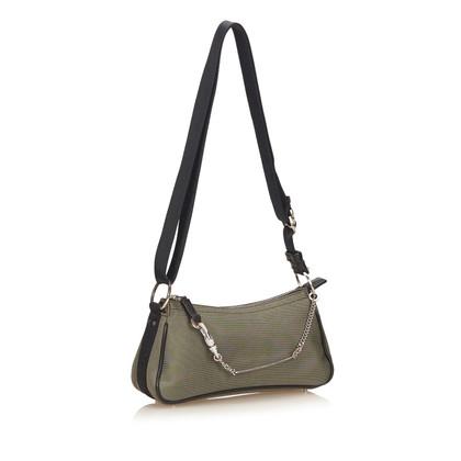 Christian Dior Nylon Handtasche