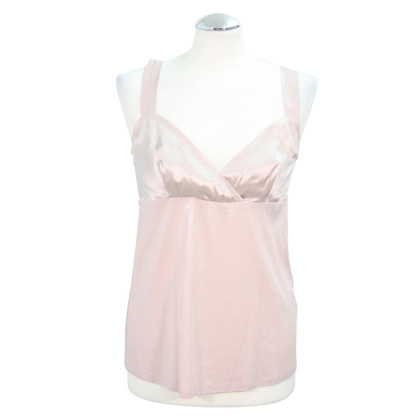 Max & Co Sequin shell in pink