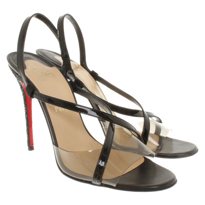 Christian Louboutin Sandals in black