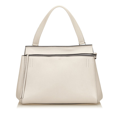 Céline Leather Large Edge