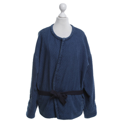 Isabel Marant Etoile Jeansjacke mit Muster