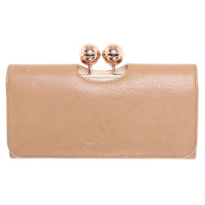 Ted Baker Wallet in brown