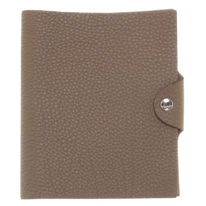 Hermès Note-Holder leather
