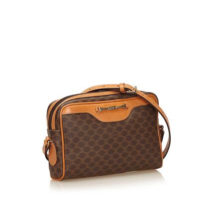 Céline Macadam Shoulder Bag