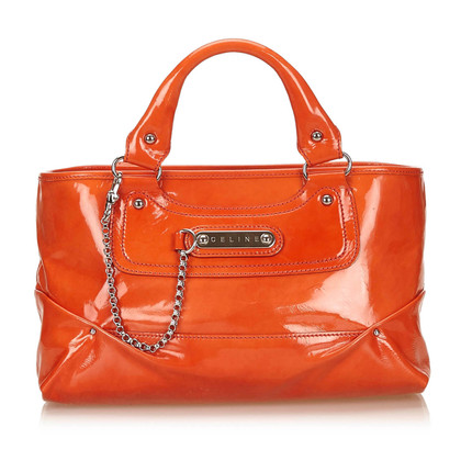 Céline Patent Leather Boogie