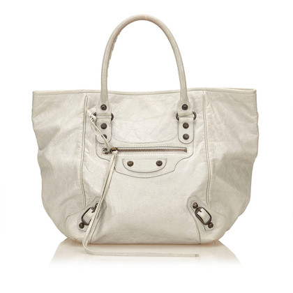 Balenciaga Motocross Sunday Small Tote