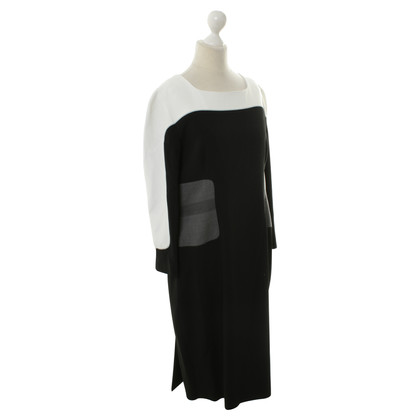 Aquilano Rimondi Dress in black/white/grey