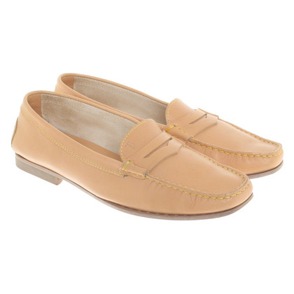 Tod's Loafers in beige