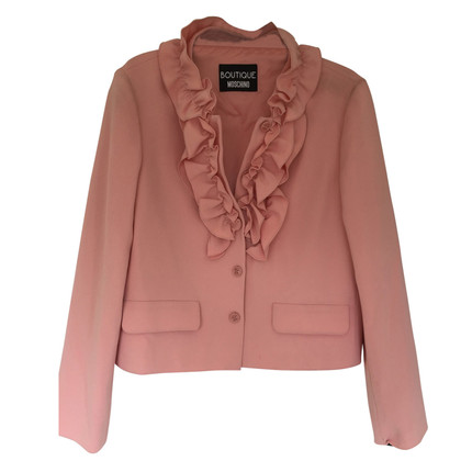 Moschino Jacket with frills