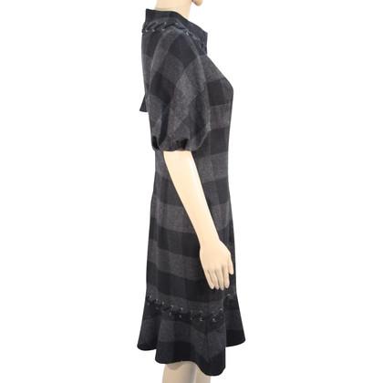 Karen Millen Checked dress