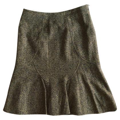Max Mara Tweed skirt