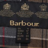 Barbour Manteau en bleu foncé