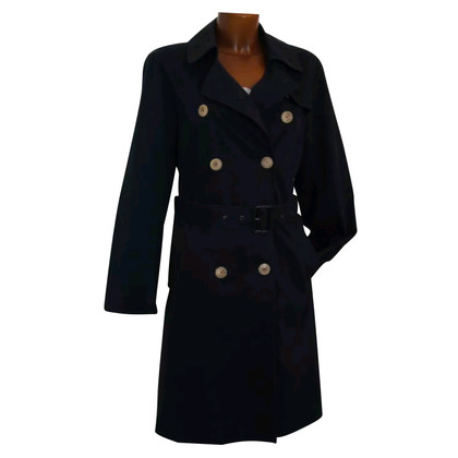 Donna Karan Trenchcoat in dark blue