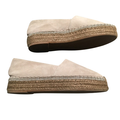 Brunello Cucinelli Espadrilles made of suede