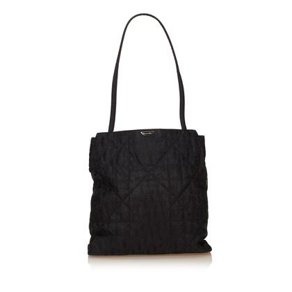 Christian Dior Nylon Tote Bag