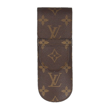 "Louis Vuitton ""Holder Stylos Monogram Canvas"""