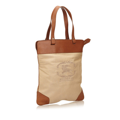 Burberry Cotton Shoulder Bag