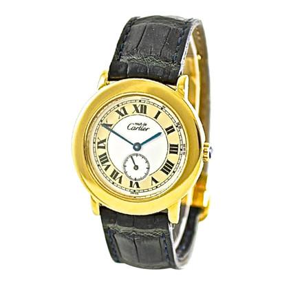 Cartier Cartier Ronde Solo Vermeil