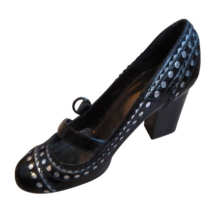 Sergio Rossi pumps with pattern