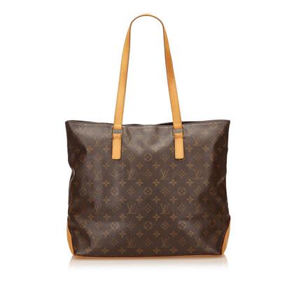 "Louis Vuitton ""Cabas Mezzo"" Monogram Canvas"