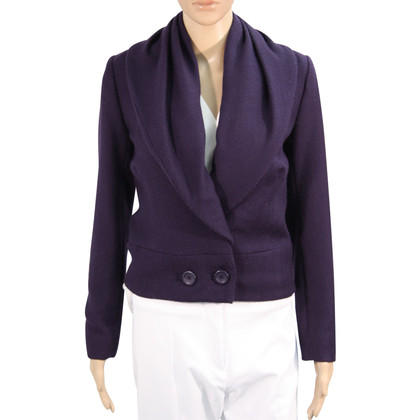 Reiss Cardigan in viola