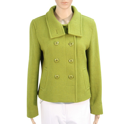Hobbs Wool cardigan in green
