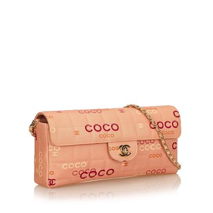 "Chanel ""Chocolate Bar"" Flap Bag"