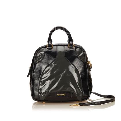 Miu Miu Lackleder Handtasche