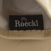 Other Designer Roeckl - cream-coloured leather gloves