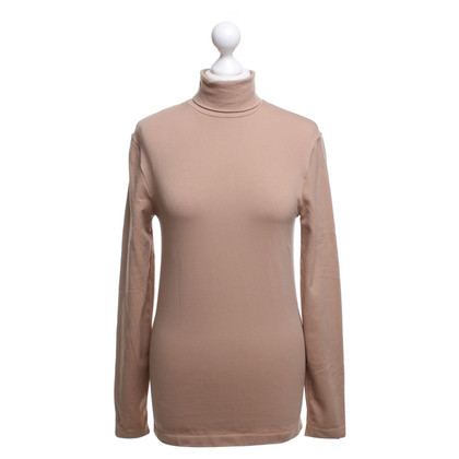 Wolford Turtleneck Sweater in Nude