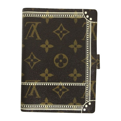 Louis Vuitton  Cover Agenda Limited Edition Monogram
