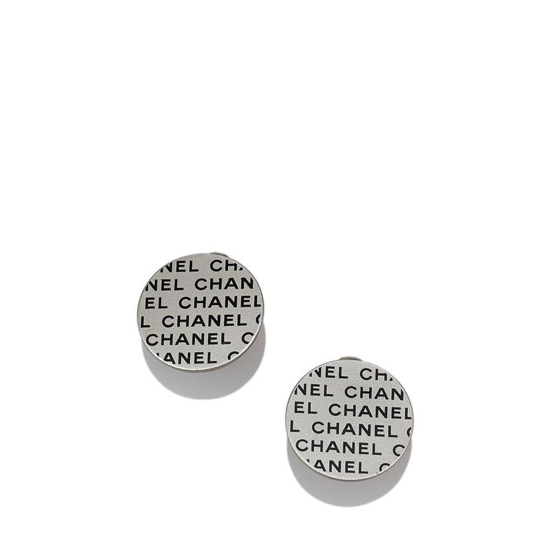 Chanel ohrringe cc online kaufen