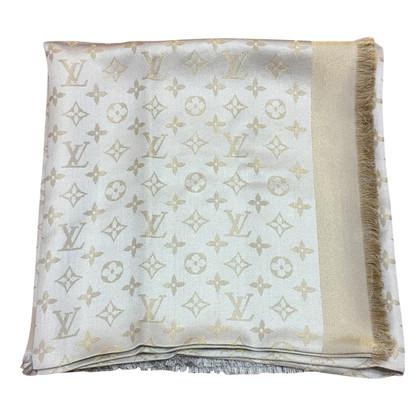 Louis Vuitton Stola Monogram lurex
