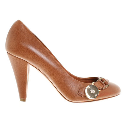 "Mulberry ""Bayswater Mid Heel Pumps"""