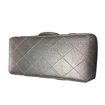"Chanel ""Square Mini Flap Bag pink metallic / rose gold"""