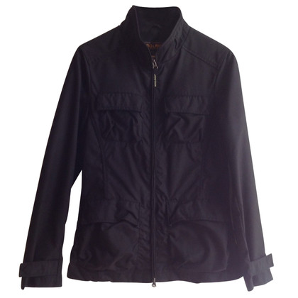 Woolrich Windjack in zwart