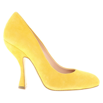 Vivienne Westwood Suede pumps