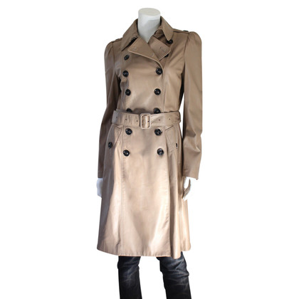 Burberry Trenchcoat cuir